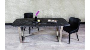 siyah mermer masa